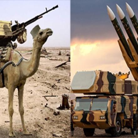مقایسه سطحی قدرت ایران و رژیم سعودی