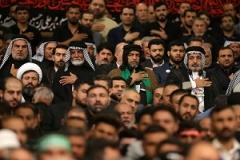 روایتی از دیدار جمعی از موکبداران عراقی اربعین