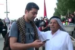 واکنش مردم عراق به پیام «تشکر» رهبر انقلاب از آنها