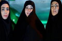 حمله تند الهام چرخنده به خواهران منصوریان!