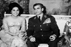 ماجراي شاه ایران و گيلدا