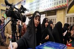 حضور پرشور مردم شهرستان های استان تهران پای صندوق های رای گیری