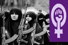 آمار شهداي زن در طول انقلاب اسلامي