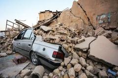 زلزله نشانهای از آفرینش خداوند