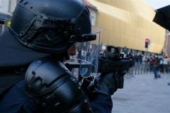 افزایش شکایت از پلیس فرانسه به دلیل رفتارهای خشونتآمیز