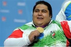 معرفی سیامند رحمان به عنوان یکی از ستارگان پارالمپیک ۲۰۲۰