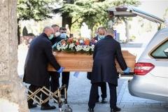 میزان مرگومیر روزانه بر اثر کرونا در ایتالیا به کمتر از ۱۰۰ مورد رسید