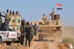 ۶ مقر تروریستهای داعش در شرق عراق کشف و منهدم شد