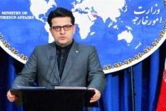 واکنش سخنگوی وزارت خارجه به اظهارات مداخلهجویانه مقامات فرانسوی