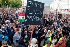 اعتراضات گسترده علیه نژاد پرستی در وین