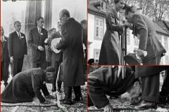 مردم پابوسِ شاه؛ محمدرضا دستبوسِ خارجی!