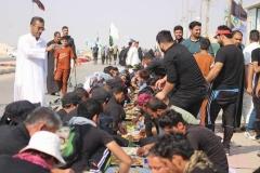 عراقیها آماده استقبال از زائران ایرانی