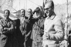 گزارش هایی از روابط غیراخلاقی محمدرضا پهلوی در دوران تأهل