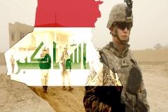 حضور آمریکا عراق